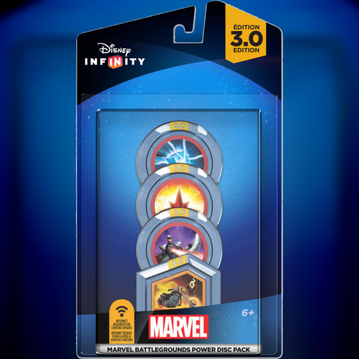 Disney Infinity Marvel Power Disc Pack 1